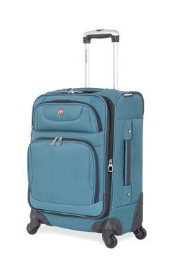 "SwissGear 20"" Spinner Suitcase"