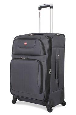 "SwissGear 24"" Spinner Suitcase"