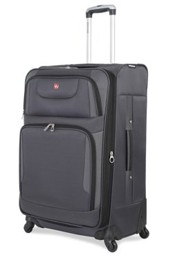 "SwissGear 28"" Spinner Suitcase"