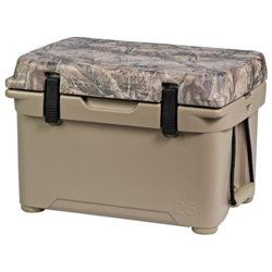 25 DeepBlue Roto-Molded High-Performance Cooler with Camo Lid