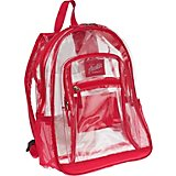 17934807f44c Clear Backpack