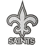 Team ProMark New Orleans Saints Bling Emblem