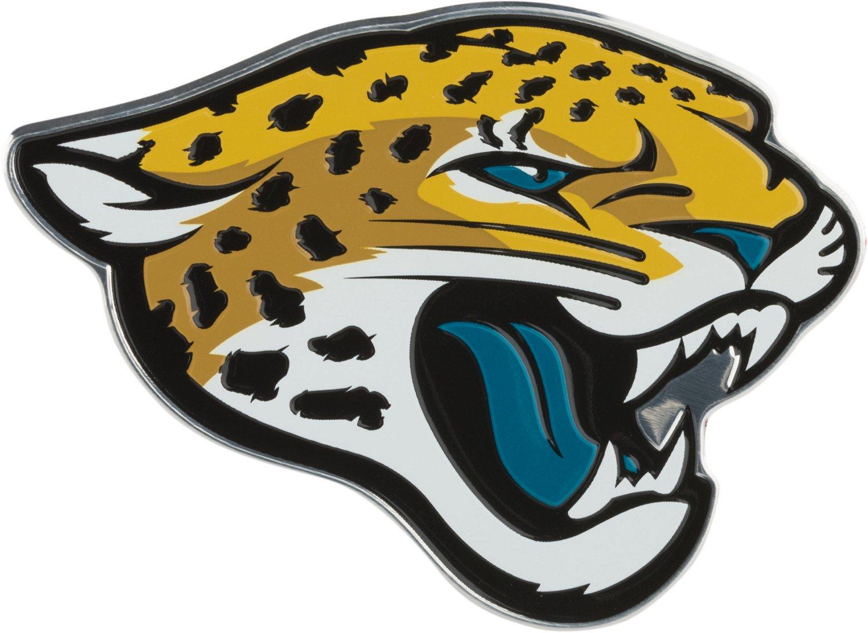 Jacksonville Jaguars Color Emblem