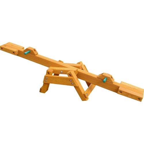 Gorilla Playsets™ Wooden Seesaw