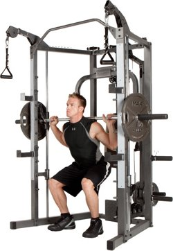 Marcy SM-4008 Smith Machine