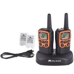 X-Talker T51VP3 2-Way Radios 2-Pack