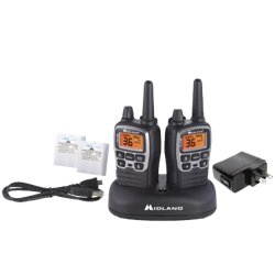 Midland X-Talker T71VP3 2-Way Radios 2-Pack