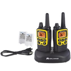 X-Talker T61VP3 2-Way Radios 2-Pack