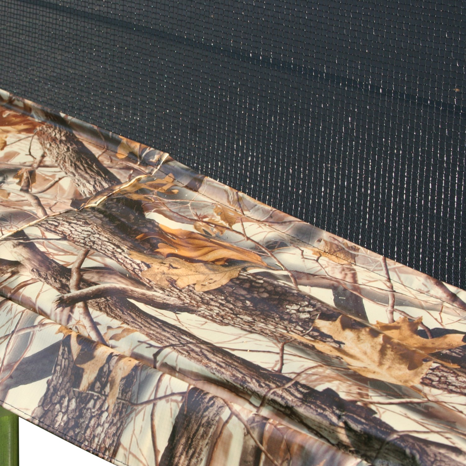 Skywalker Trampolines Camo 15' Round Spring Pad - view number 1