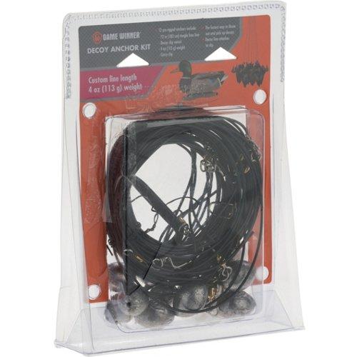 Game Winner® Custom Length Decoy Anchor Kit