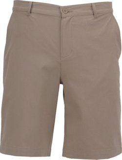 Austin Trading Co. Men's Uniform Flat Front Twill Short