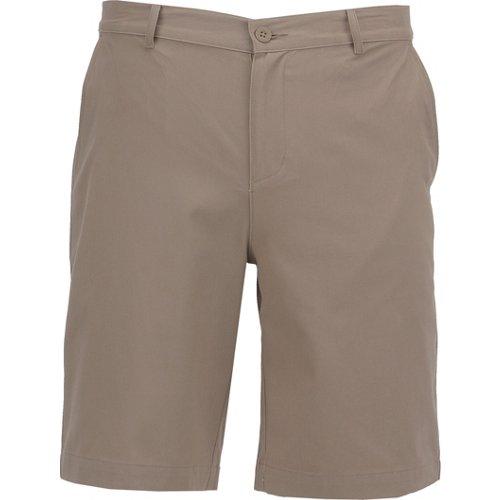 Austin Trading Co. Men's Uniform Flat Front Twill Short