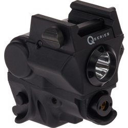 Q-Series Subcompact Pistol Laser Sight and LED Light Combo