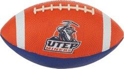 Rawlings University of Texas at El Paso Hail Mary Youth-Size Rubber Football