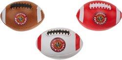 Rawlings Boys' University of Louisiana at Lafayette 3rd Down Softee 3-Ball Football Set