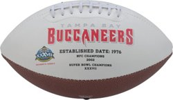 Rawlings® Tampa Bay Buccaneers Signature Series Full-Size Football