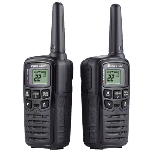 Midland X-Talker ALR2 GMRS 2-Way Radios 2-Pack