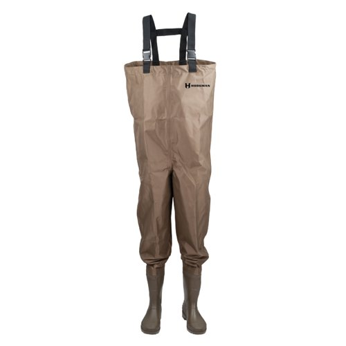 Hodgman Mackenzie Cleated Chest Boot-Foot Wader