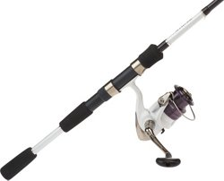 "Daiwa DS-ONE 6'6"" M Freshwater Spinning Rod and Reel Combo"