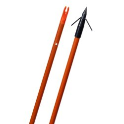 Fin-Finder Raider Fiberglass Arrow with Typhoon Point