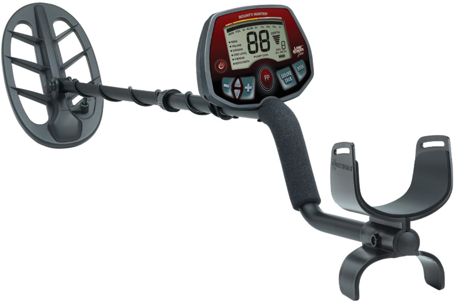 Display product reviews for Bounty Hunter Land Ranger PRO Metal Detector