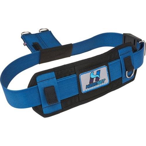 Hookset Marine Gear Pro Series Wading Belt with 4' Back Support
