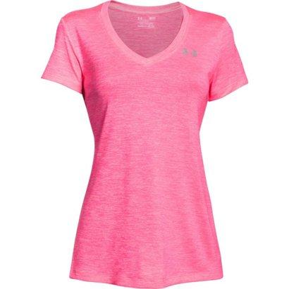 Under Armour Women s Twisted Tech V-neck T-shirt  de68632caac