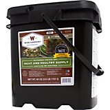 Wise Company 60-Serving Gourmet Freeze-Dried Meat Bucket