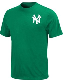 Majestic Men's New York Yankees Official Wordmark T-shirt