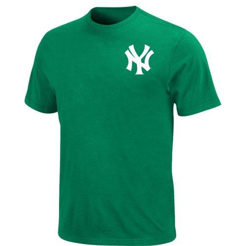 Majestic Men's New York Yankees Official Wordmark T-shirt