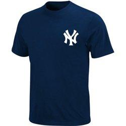 Men's New York Yankees Official Wordmark T-shirt