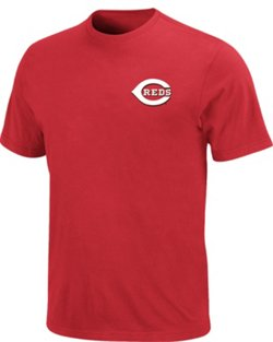 Majestic Men's Cincinnati Reds Official Wordmark T-shirt