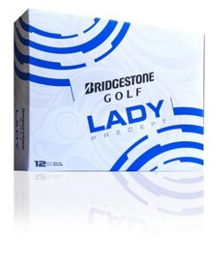 Lady Precept Golf Balls 12-Pack