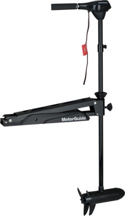 MotorGuide X3 Freshwater Bow-Mount Hand-Control Trolling Motor