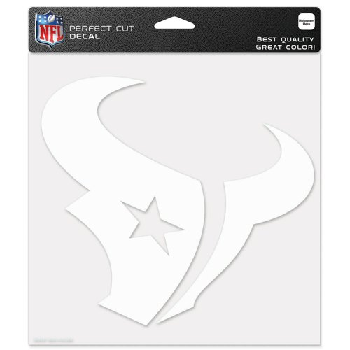 WinCraft Houston Texans Perfect Cut Decal