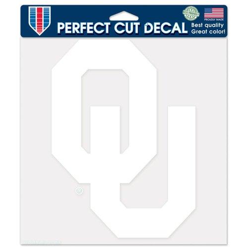 WinCraft University of Oklahoma Perfect Cut Decal