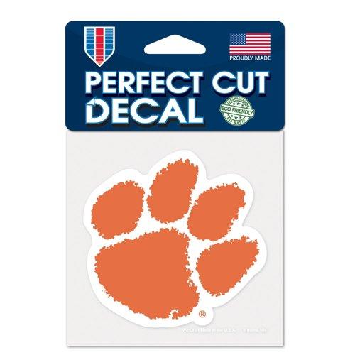 WinCraft Clemson University Perfect Cut Decal