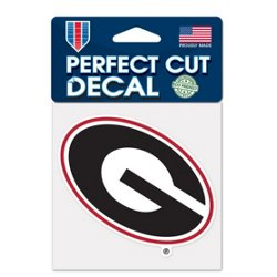 University of Georgia Perfect Cut Decal