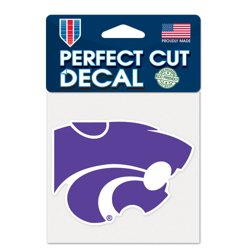 WinCraft Kansas State University Perfect Cut Decal