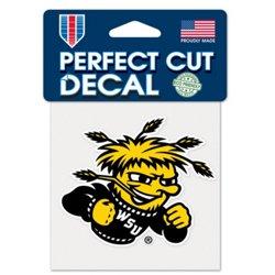 WinCraft Wichita State University Perfect Cut Decal