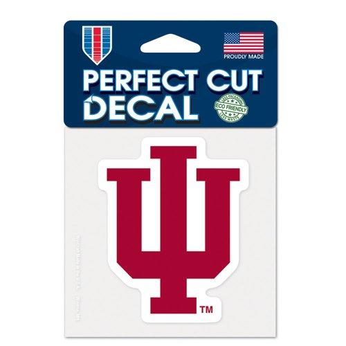 WinCraft Indiana University Perfect Cut Decal