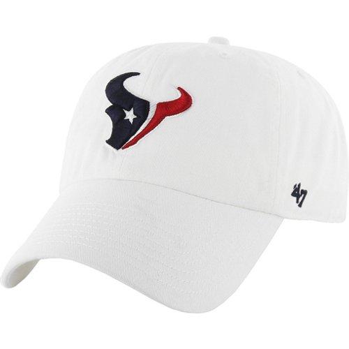 '47 Men's Houston Texans Cleanup Cap