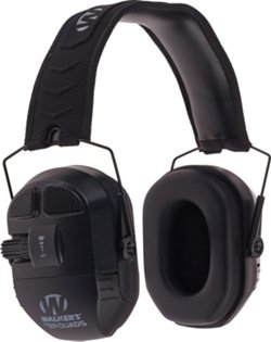 Walker's Game Ear® Ultimate Power Muff Quad Electronic Earmuffs