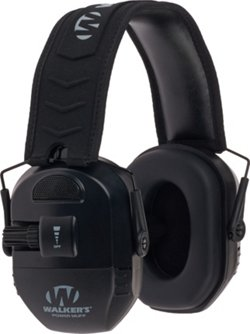 Walker's Ultimate Power Electronic Earmuff
