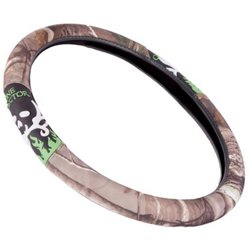 Bone Collector 2-Grip Steering Wheel Cover
