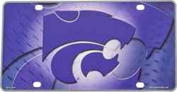 Rico Kansas State University Metal Auto Tag