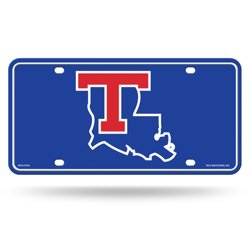 Rico Louisiana Tech University Metal Tag