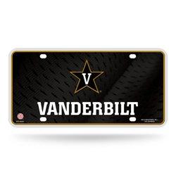 Rico Vanderbilt University Metal Auto Tag