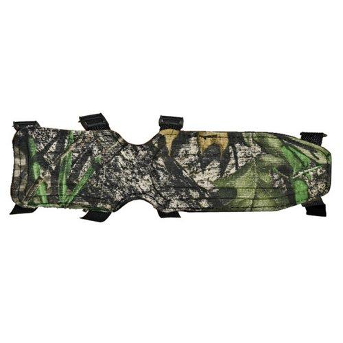 Mossy Oak 10 in 4-Strap Arm Guard