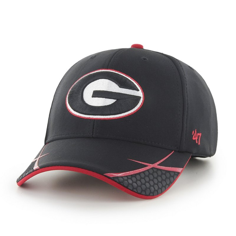 The '47 Adults' University of Georgia Sensei MVP Cap features raised team logo embroidery and a structured fit. Available at Academy Sports + Outdoors.